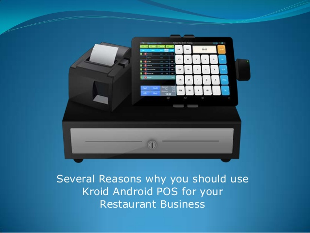 restaurant point of sale